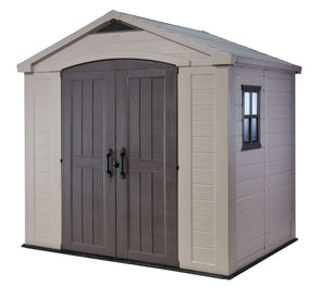 Factor 8 x 6 Shed