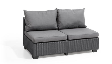 Keter Sapporo Outdoor Twin Seater Lounge