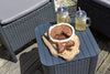 Keter Luzon Outdoor Storage Table