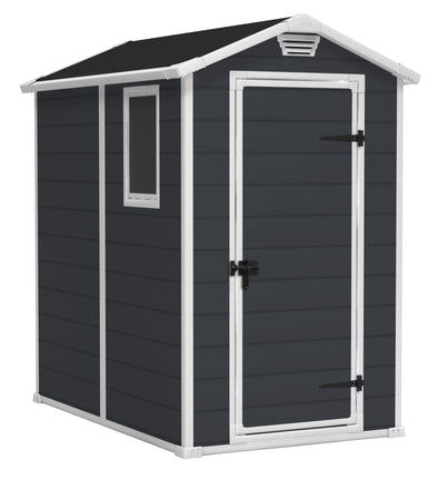 Keter Manor 4 x 6 Garden Shed