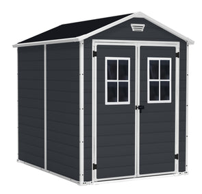 Manor 6 x 8 Shed