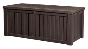 Rockwood Deck Box (Chocolate)