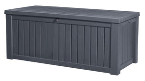 Rockwood Deck Box (Charcoal)