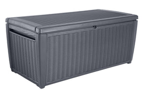 Sumatra Outdoor Storage Box (Charcoal)