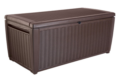 Sumatra Outdoor Storage Box (Chocolate)