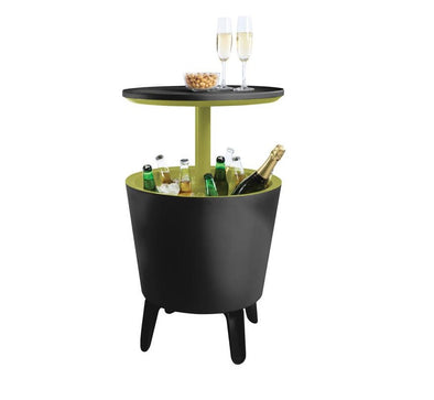 Keter Outdoor Furniture Drinks Ice Cool Bar