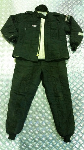 Used 5 layer Simpson driving suit