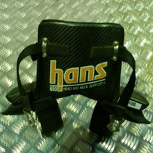 Used Carbon Fiber Hans Device