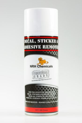 Decal Sticker & Adhesive Remover