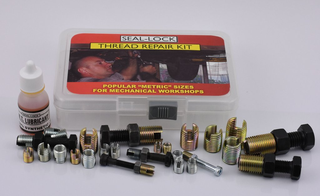 Metric Thread repair kit