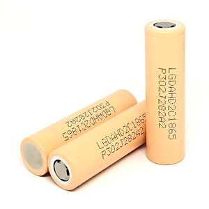 LG Chem ICR 18650 HD2C 20A 2100mAh High Drain Flat Top Rechargeable Battery