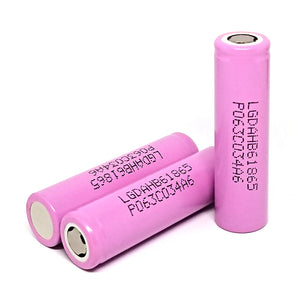 LG Chem IMR 18650 HB6 30A 1500mAh High Drain Flat Top Rechargeable Battery