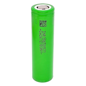 LG Chem INR 18650 MJ1 10A 3500mAh High Drain Flat Top Rechargeable Battery