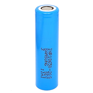 Samsung INR 18650 20S 30A 2000mAh High Drain Flat Top Rechargeable Battery