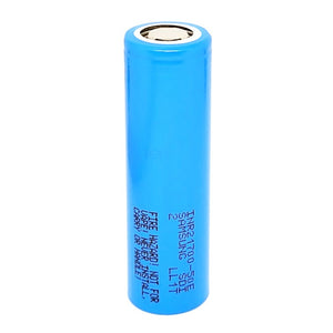 Samsung INR 21700 50E 9.8A 5000mAh High Drain Flat Top Rechargeable Battery