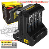 NITECORE i8 Intellicharger Universal 8-Bay Smart Rechargeable Battery Charger