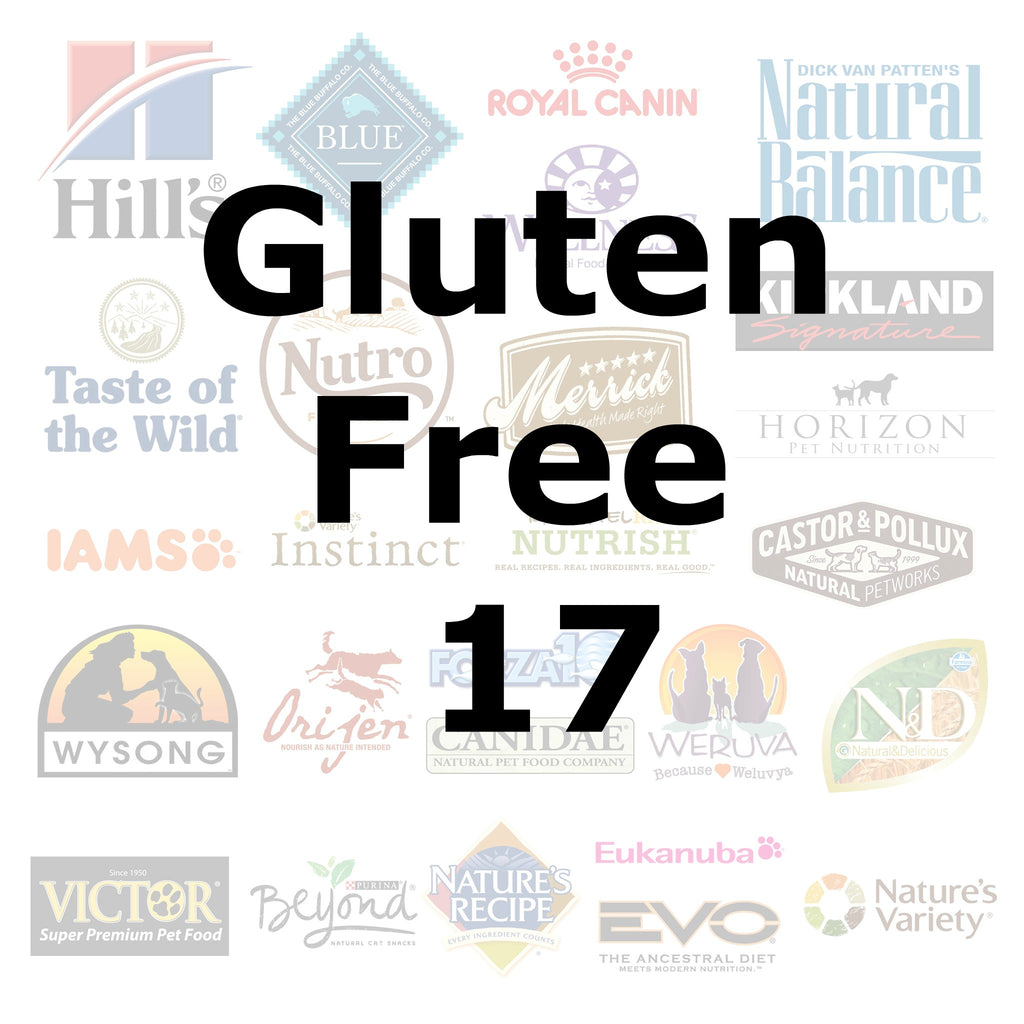 Gluten Free 17 - Pet Picked dog food samples