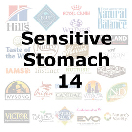 Sensitive Stomach 14 - Pet Picked dog food samples