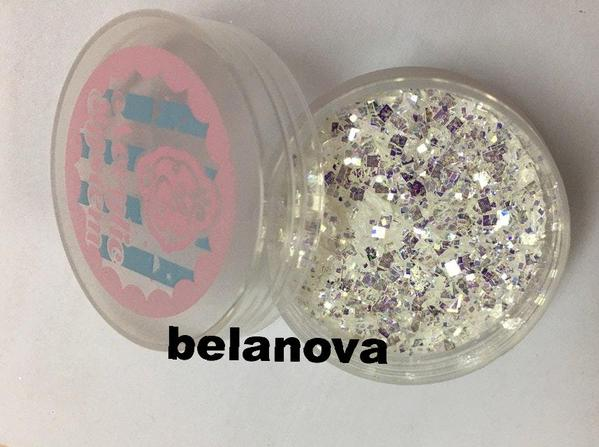Belanova Pure Magic Glitter Mix !~