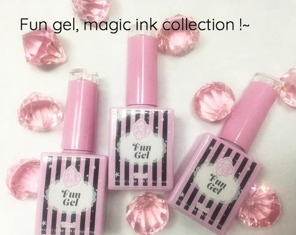 Fun Gel ! ~ 3n1 magic ink collection