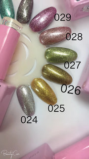 Fun Gel - Jewel Beam ! Metallic Jewel Tone Collection