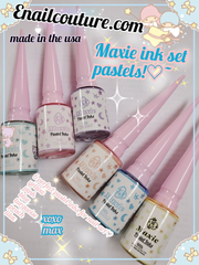 Maxie INK Set, Pastel