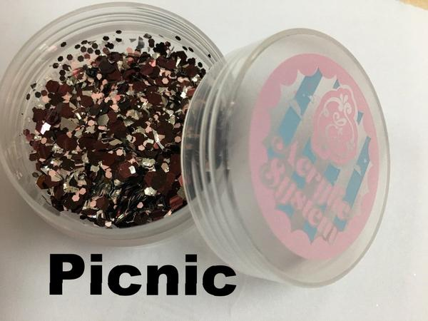 Picnic - Pure Glitter Mix !~