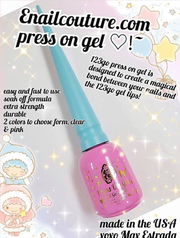 Press On Gel (123go nails)