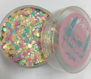 Rollercoaster Pure Magic Glitter Mix !~