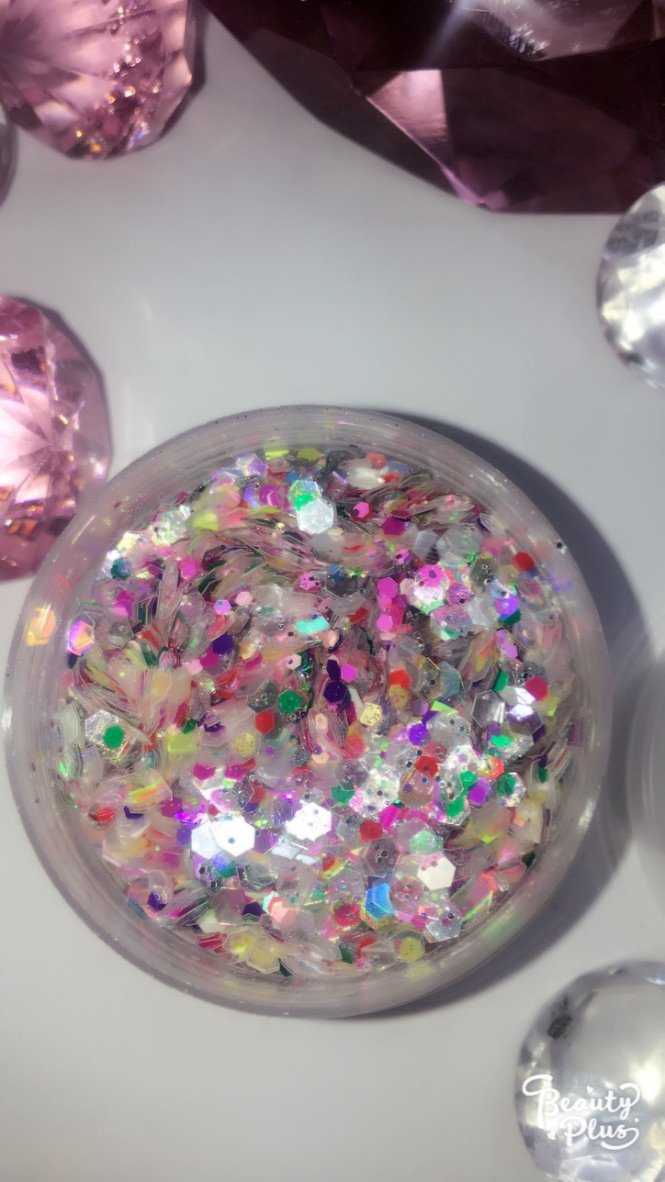 Bambino ! Pure Magic Glitter Mix !~