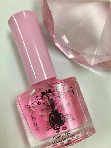 Candy cutie cuticle oil ~!
