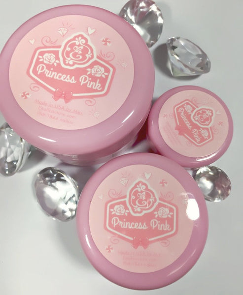 The Powders princess pink