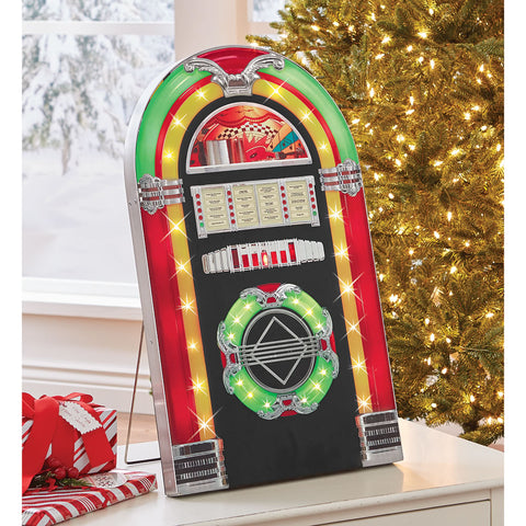 Christmas Carol Jukebox