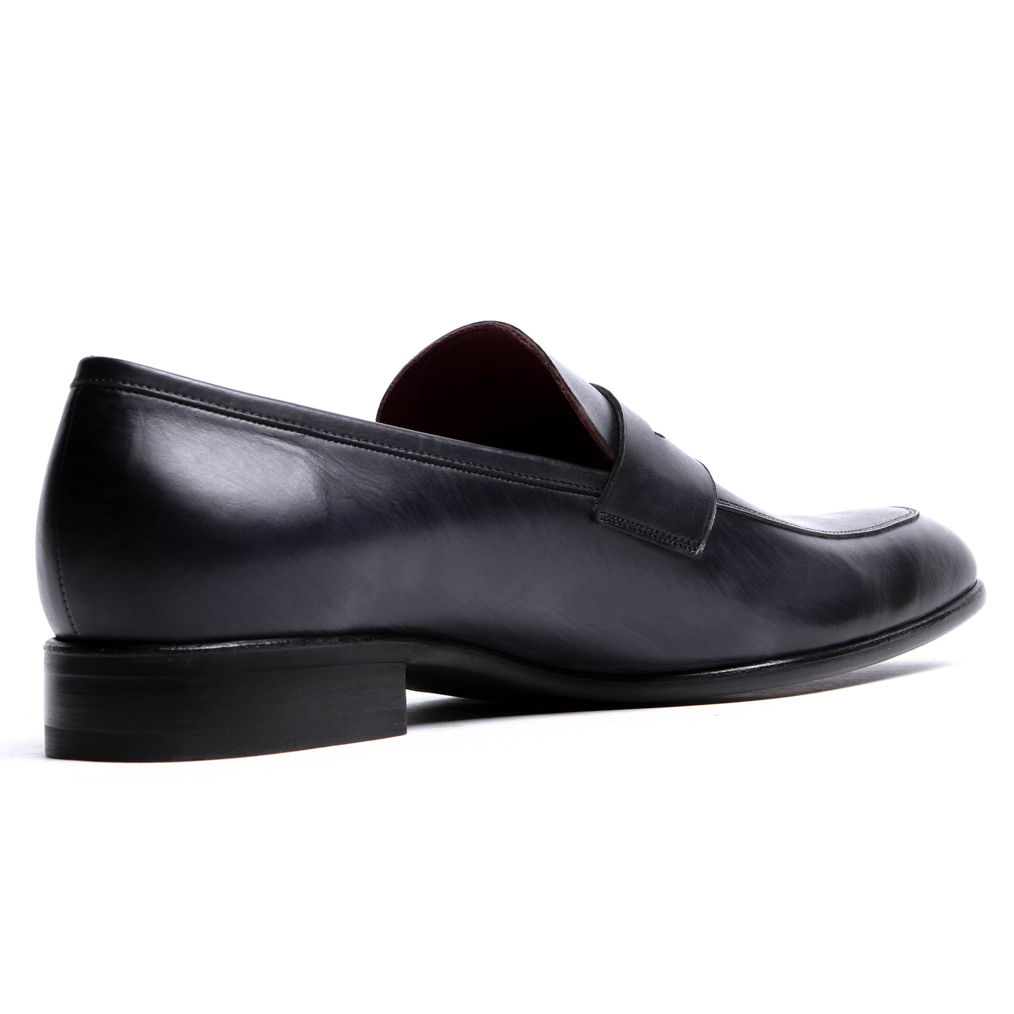 Masterpiece Penny Loafer - Black