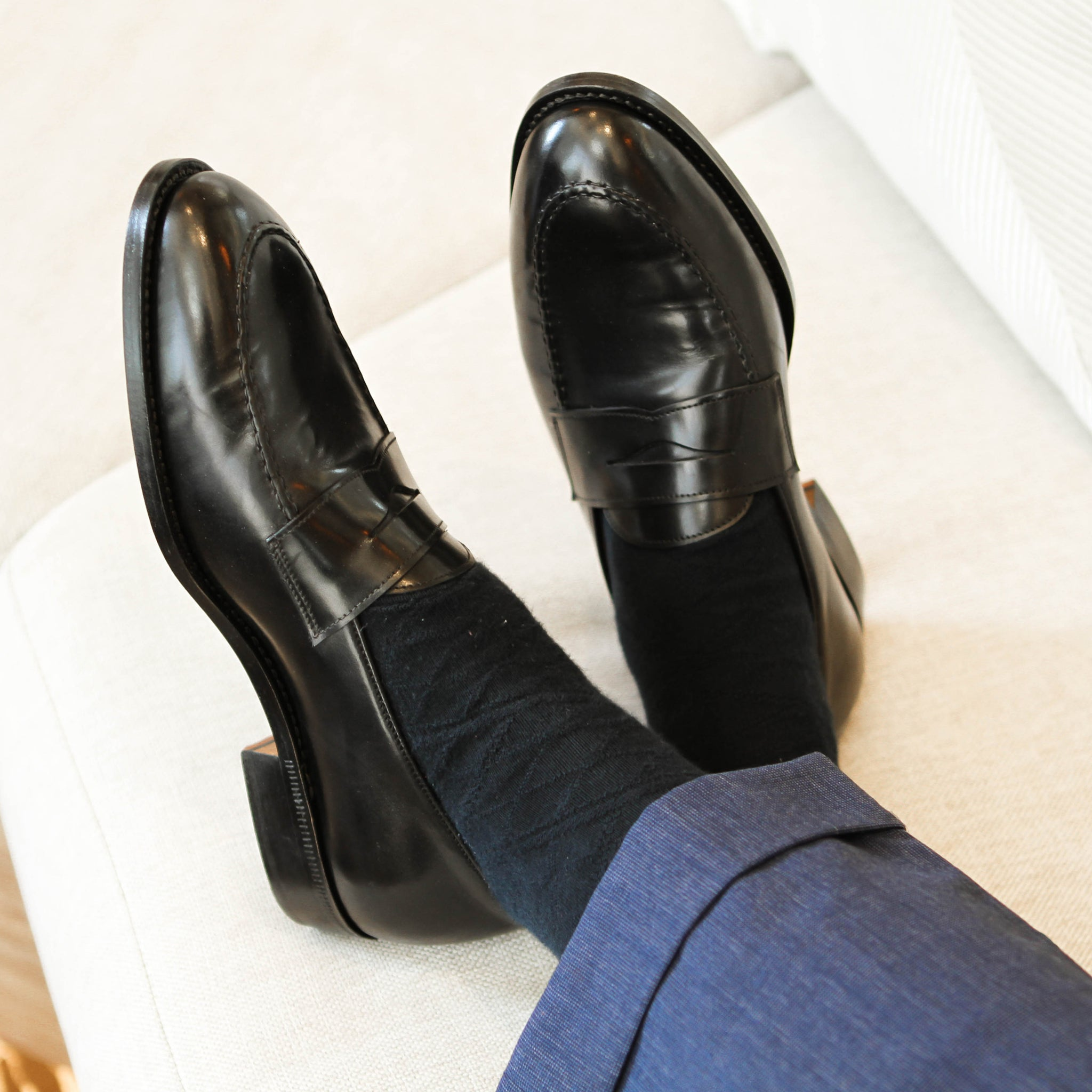 ML Penny Loafer - Black(JPN)