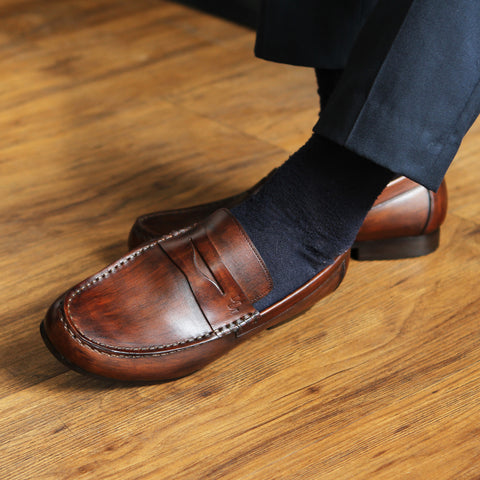 Formal Penny Loafer - Bruno