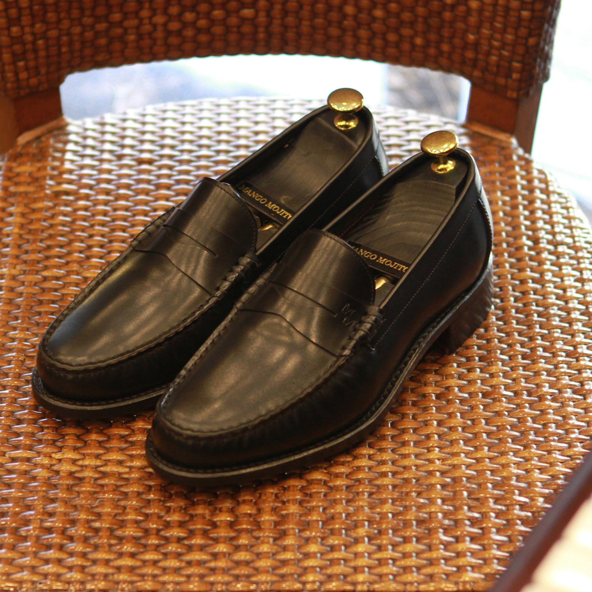 GYW Formal Penny Loafer - Black(JPN)