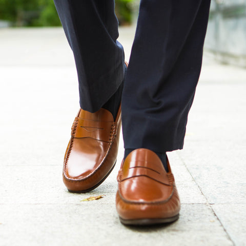 GYW Formal Penny Loafer (JPN) - Light Brown
