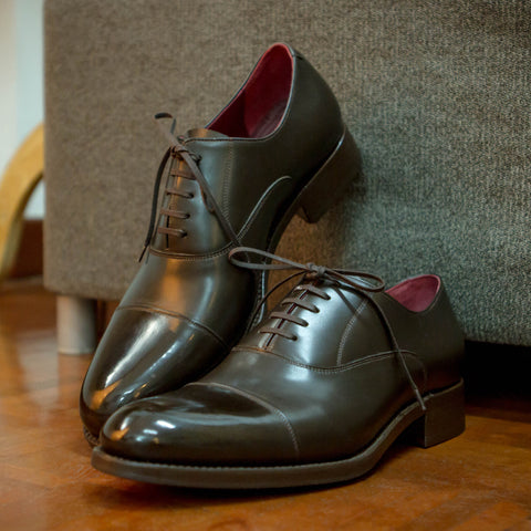 New GYW Masterpiece Captoe Oxford (JPN) - Dark Brown