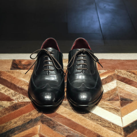 Masterpiece Wingtip - Black