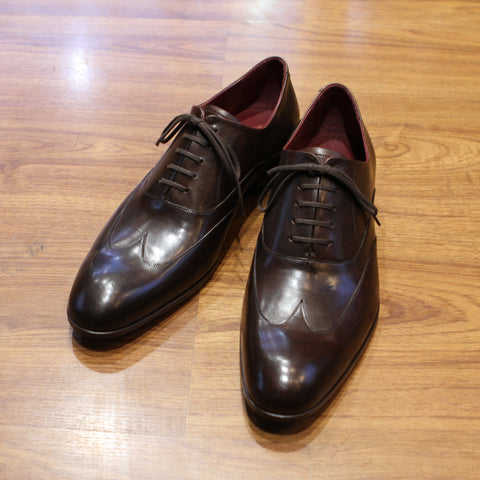 Masterpiece Wingtip - Brown