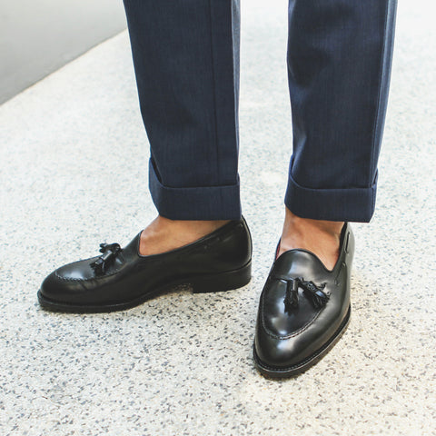 ML Tassel Loafer - Black(JPN)
