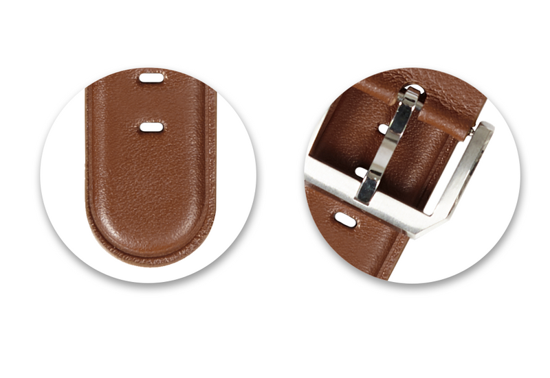 MR TIME Nappa Leather - Brown