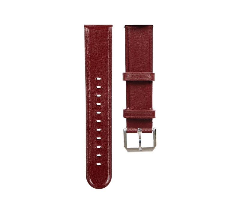 MR TIME Nappa Leather - Wine