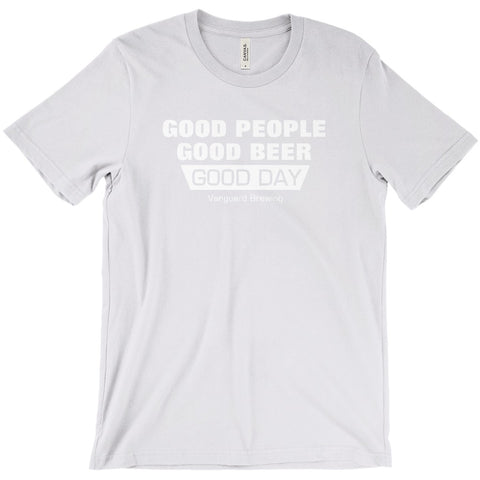 Vanguard Brewing Company Good Day Unisex T-Shirt