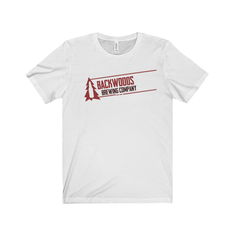 Backwoods Brewing Company Unisex Jersey Short Sleeve T-Shirt