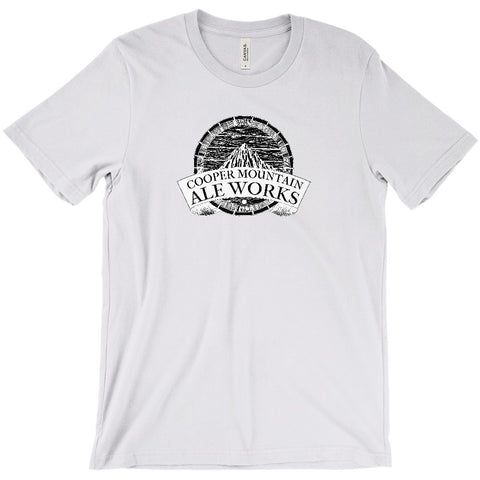 Cooper Mountain Ale Works Unisex Logo T-Shirt - Hoppy Shops