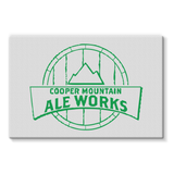 Cooper Mountain Ale Works Stretched Canvas - Hoppy Shops