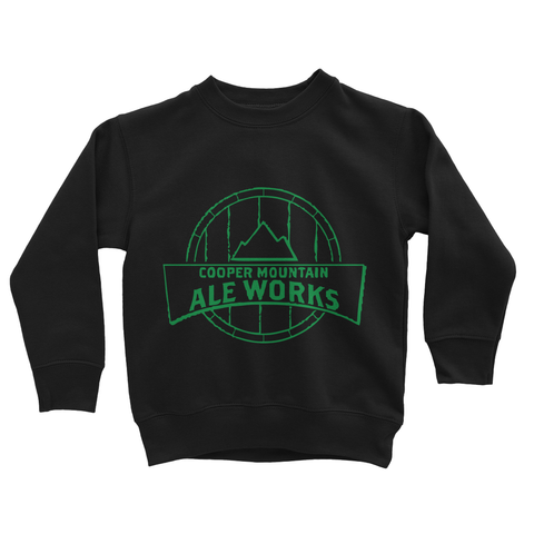 Cooper Mountain Ale Works Kids Sweatshirt
