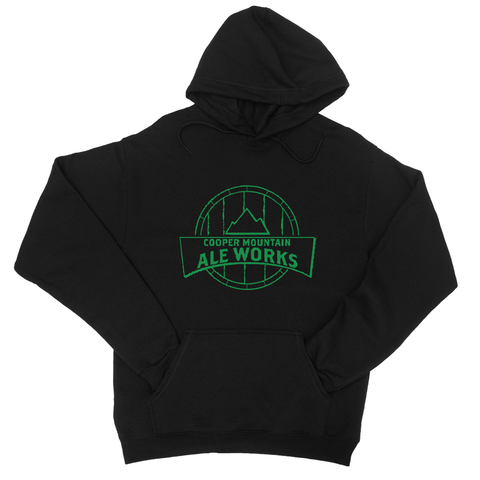 Cooper Mountain Ale Works College Hoodie - Hoppy Shops